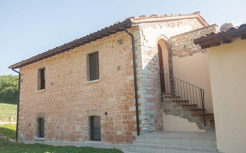Casa Bosco - Van veraf - 002