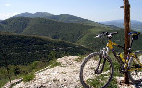 (E-)MTB/cycling